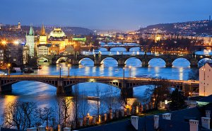 Prague, Czech Republic (and a cool travel article from the NYT: http://www.nytimes.com/2012/11/18/travel/my-hidden-prague.html?_r=0)