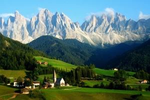 Austria! (http://nomadicalsabbatical.com/top-5-reasons-visit-austria/#)
